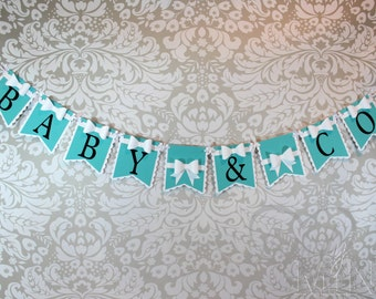 Baby & Co Deluxe Banner Sign