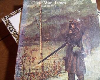 Cival War Times Illustrated, December, 1980, Magazine, Civil War magazine...