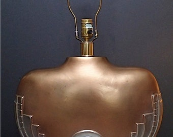 Fredrick Chapman Lamp - Art Deco Style - Stunning-- REDUCED!!! NOW 175.00