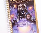 STAR WARS The Empire Strikes Back Movie VHS movie Notebook Journal