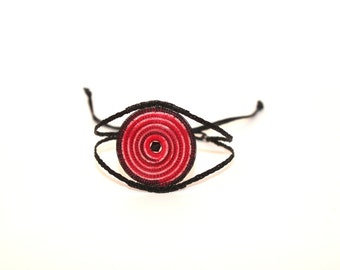 HORSE HAIR bracelet straight and circle
