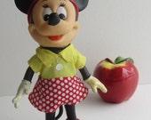 Walt Disney Disneyland Minnie Mouse Doll