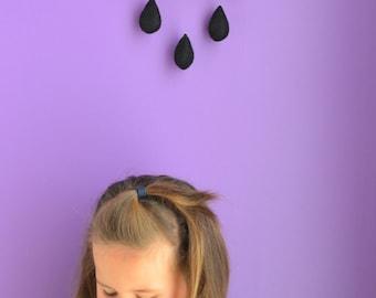 Hand made children's decorative hanging cloud