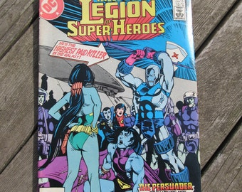 Tales From The Legion Of Super-Heroes DC Comic: December 1984 Edition (318)