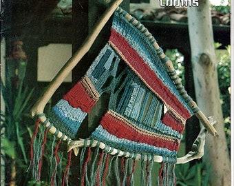 Weaving on Driftwood Looms Weaving Pattern Book H-245