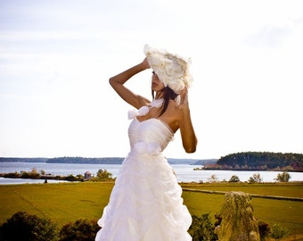 Sweetheart Wedding Dress - NWT Alfred Angelo White Strapless Gown XS