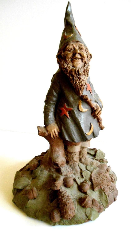 Vintage Tom Clark Gnome The Wiz Retired No 71