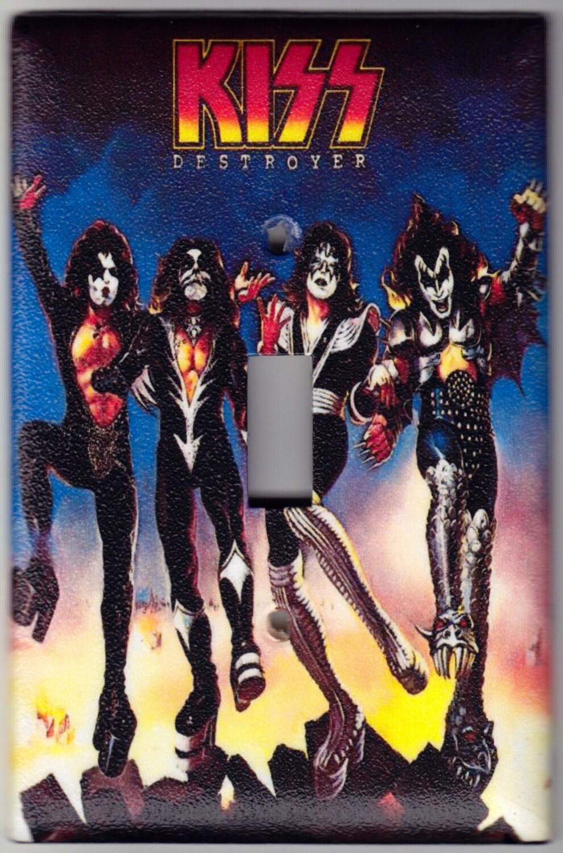 Kiss Destroyer Album : kiss destroyer album cover switchplate cover single jumbo ~ Russianpoet.info Haus und Dekorationen