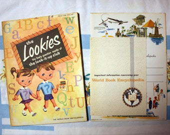The Lookies, 1959 The Look-it-up club Book