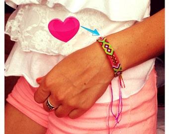 Namaste Friendship Bracelet  - 12 Strings (042s)