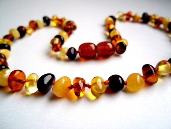 best offer baltic baby teething necklace by