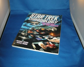 Star Trek Chronology: The History of the Future