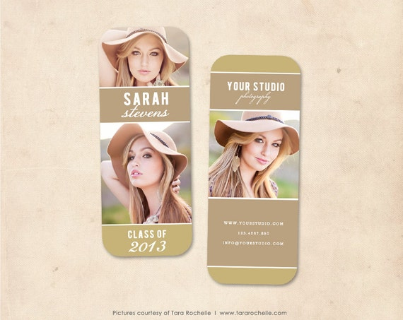 free senior templates for photoshop - senior rep card template photoshop senior by marketingmall