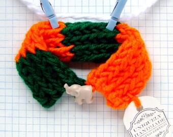 The Peter Pan: Handmade Extra Small Pet Collar