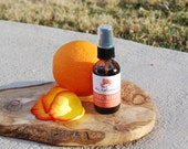 Citrus Deodorant Spray 2oz. - With Organic & Wildly Harvested Essential Oils