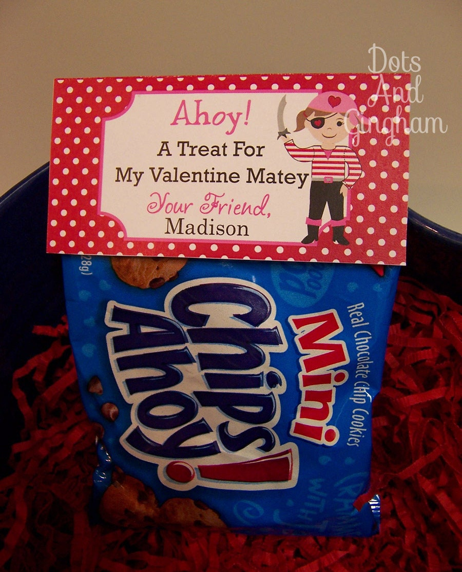 snack bag toppers for valentine