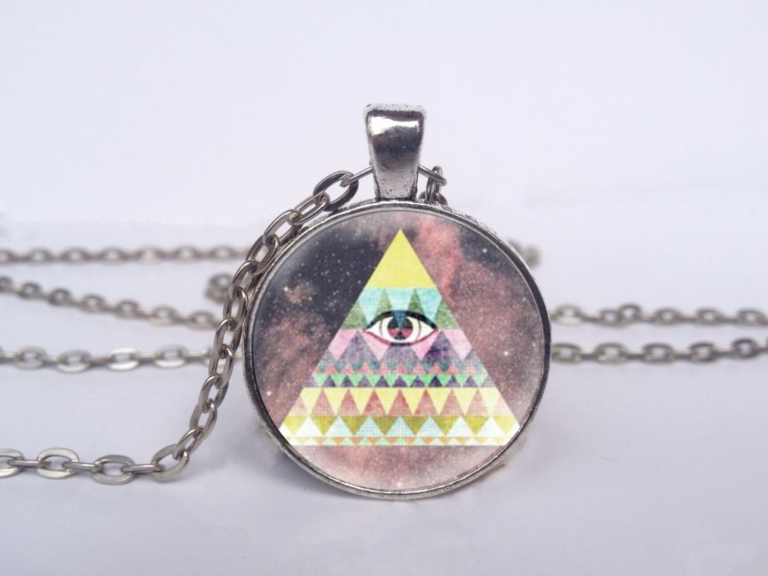 All Seeing Eye Jewellery All Seeing Eye Necklace