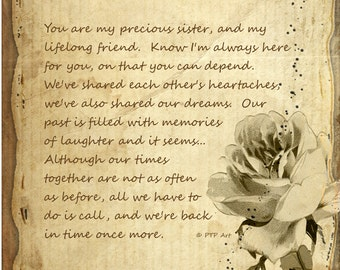 Wedding Gift For Twin Sister : Twin Sister Poems Images & PicturesBecuo