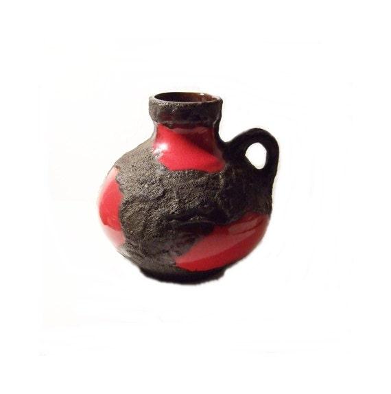 Fat Lava Vase - Roth Ceramic