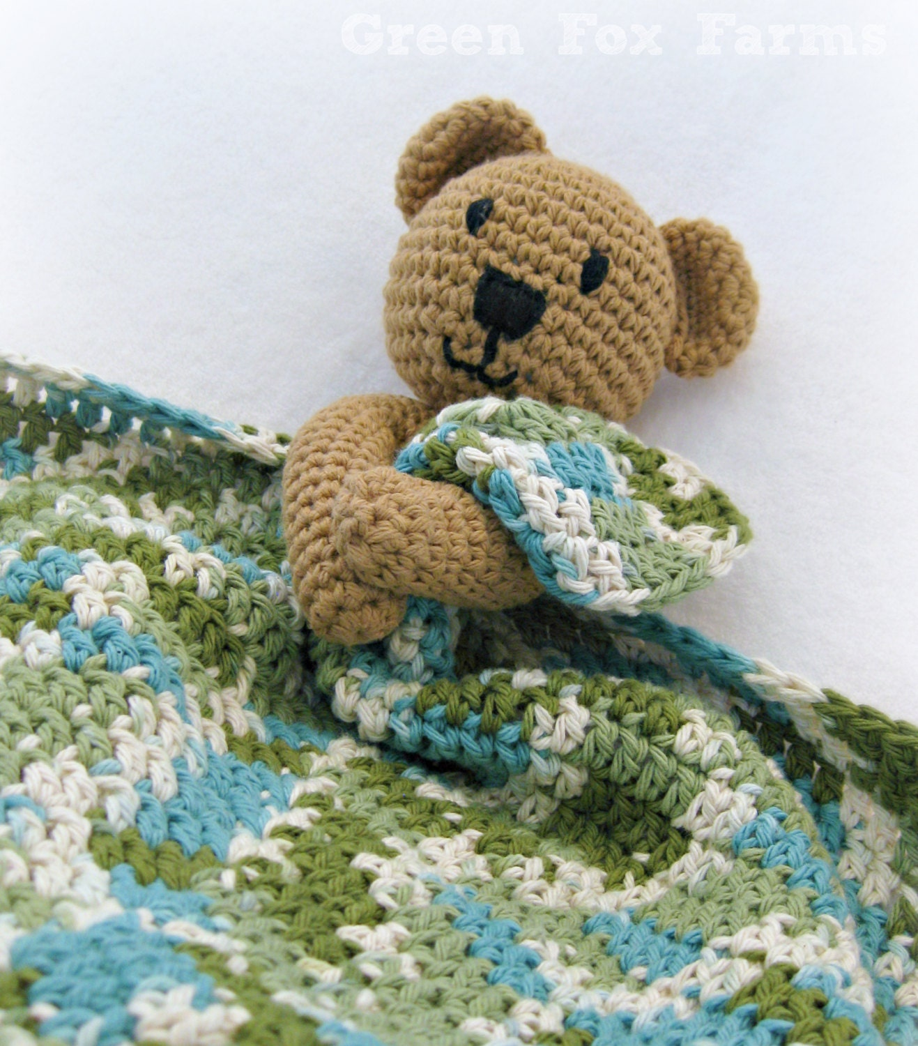 Free Crochet Patterns For Lovey Blankets : Unavailable Listing on Etsy