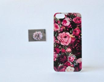 iPhone 5 Case - Floral iPhone 5 Case - Rose Print iPhone Case - Floral iPhone Case - Accessories for iPhone