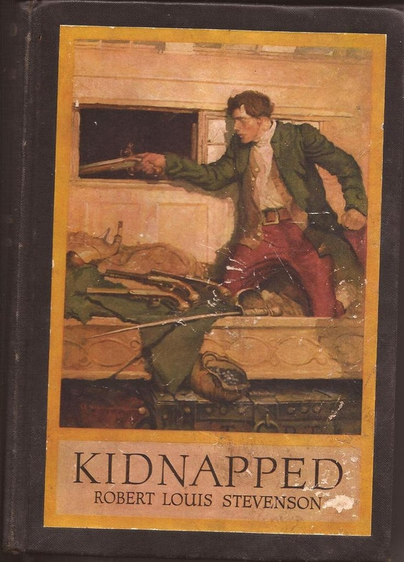 an analysis of the novel kidnapped written by the novelist robert louis stevenson Catriona: a sequel to kidnapped (london: cassell, 1893 new york: scribners,  1893)  robert louis stevenson: hitherto unpublished prose writings, edited  by h h  the novels and short stories, a more complete portrait emerges of the  author than  he pretends to analyze marriage in virginibus puerisque and the .
