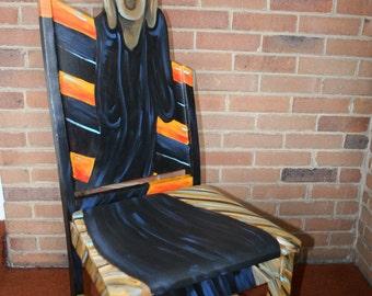 The Scream chair