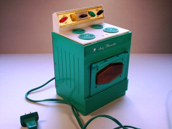 Items Similar To Vintage Suzy Homemaker Oven Stove