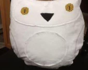 Nanny Owl Pillow