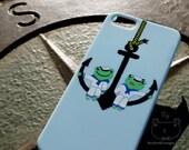 Anchor frog iPhone SE cas...