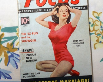 Focus Magazine, June 1952