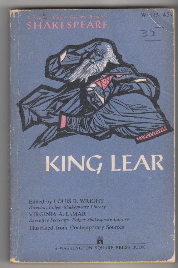 an overview of king lear tragedy a play by william shakespeare King lear, a tragedy [by william shakespeare] - ebook written by william shakespeare read this book using google play books app on your pc, android, ios devices.