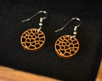Turtle Screen Earrings
