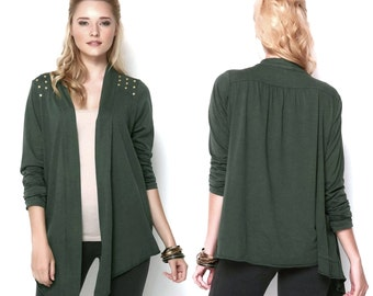 SALE - Draped Wrap Cardigan