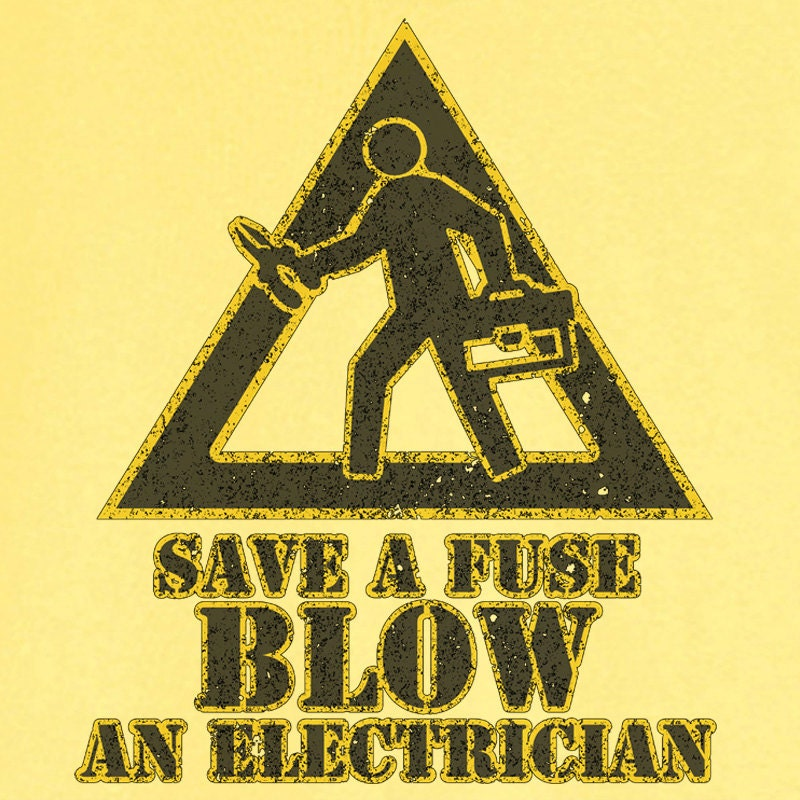 Funny Electrician Names Blow an Electrician Funny