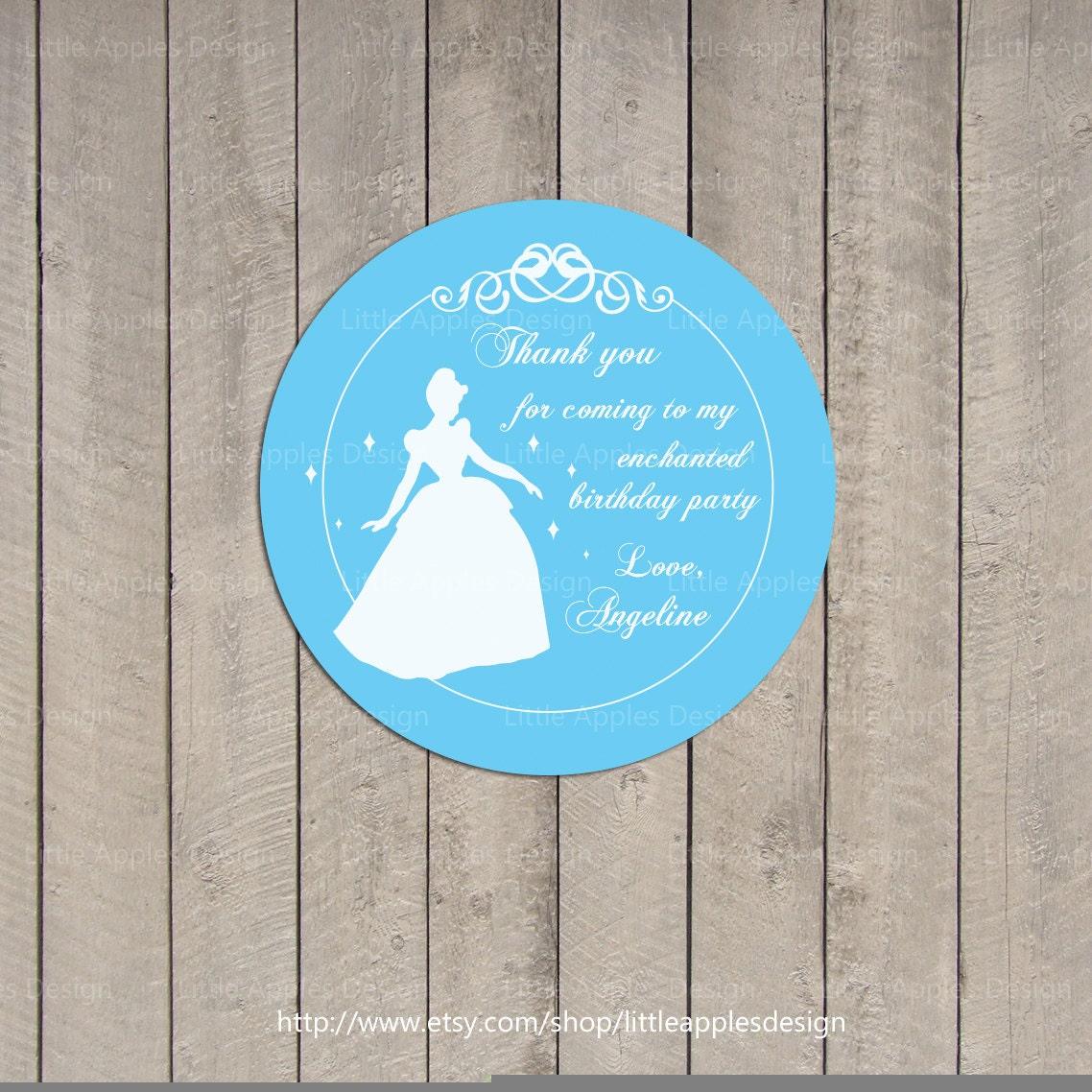 Disney Princess Silhouette Cinderella Printable Cinderella birthdayPrintable Cinderella Silhouette