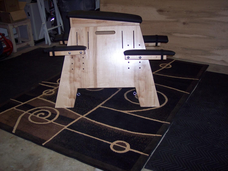 Items similar to sex furniture dungeon bdsm spanking bench Erotic furniture