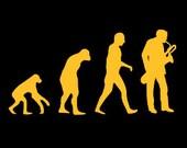 Baritone Evolution T-shirt