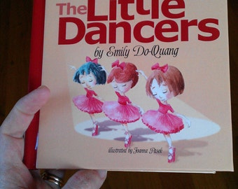 The Little Dancers - a children's book about cancer
