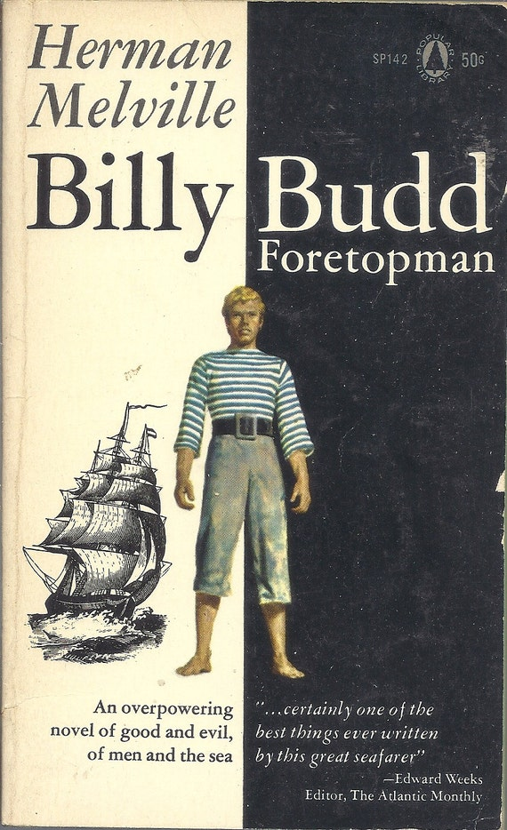 symbolism characterization and irony in herman melvilles novel billy budd