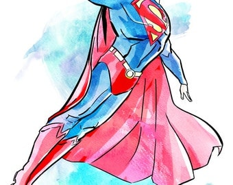 Superman - Print