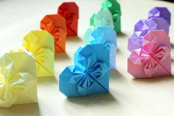 origami d'amour