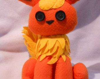 Flareon Pokemon Plush