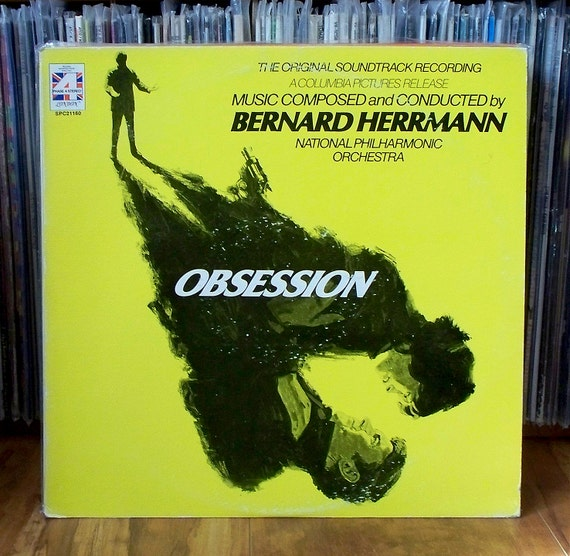 bernard herrmann obsession original soundtrack