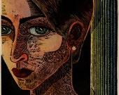 Artemis - Framed Color Wo...