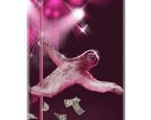 iPhone 6 Case, Sloth, Stripper Sloth, Slothzilla