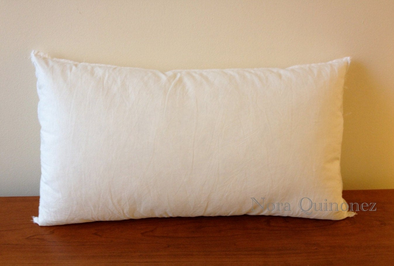 Decorative Pillow Forms : 10x20 TO 12x24 Pillow Inserts Form Made For Decorative Throw
