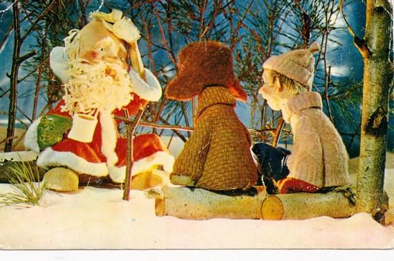 "Vintage ""Happy New Year"" Print - 1973"