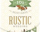 101 Rustic Wedding Ideas -- EBOOK DOWNLOAD