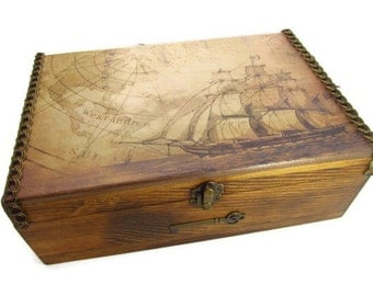 Large Ship Chest